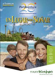 Catálogo Port Aventura 2015