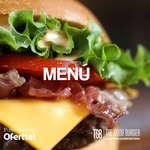Ofertas de The Good Burger, Menú