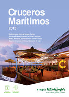 Ofertas de Viajes El Corte Inglés, Cruceros marítimos 2015