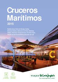 Cruceros marítimos 2015