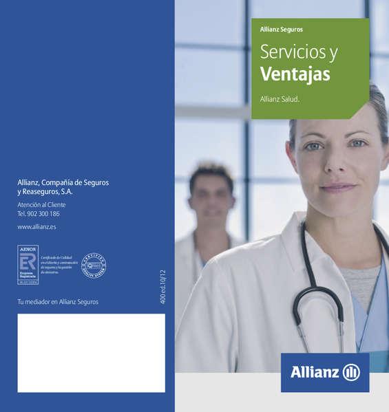 Ofertas de Allianz, Salud - Ventajas