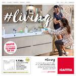Ofertas de Gamma, ¿baños? #living