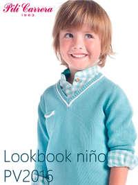 Lookbook niño PV 2016