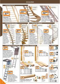Comprar escalera escamoteable en valencia escalera for Escalera piscina bricodepot