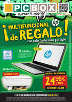 Ofertas de PC Box, ¡Multifuncional de regalo!