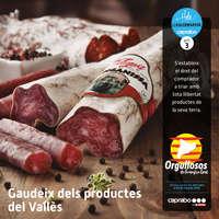 Gaudeix dels productes del Vallès