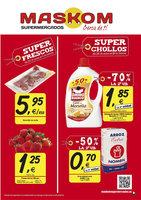 Ofertas de Maskom Supermercados, Super Chollos
