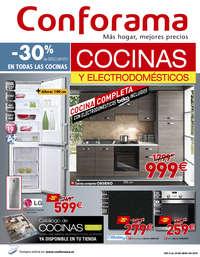 Cocinas y electrodomésticos -30%