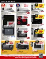 Ofertas de Conforama, Cocinas y electrodomésticos -30%