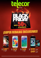 Ofertas de Telecor, Black Friday ¡Hasta 50% de descuento!