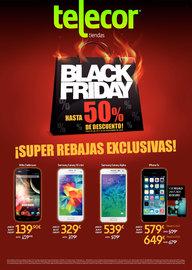 Black Friday ¡Hasta 50% de descuento!