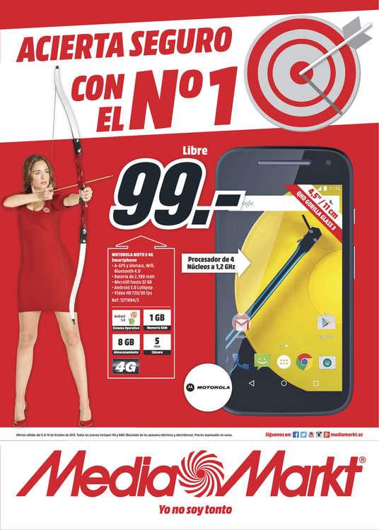 Ofertas de Media Markt, Acierta seguro con el nº1 - Álava