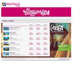 Ofertas de Nautalia, Viajes Caribe