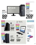 Ofertas de Carrefour, Tecnología a tu medida