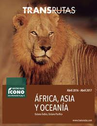 África, Asia y Oceanía