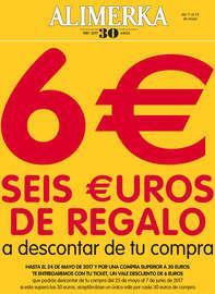 Seis €uros de regalo
