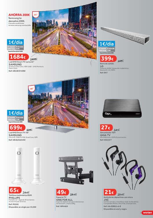 Comprar tv led barato en valencia ofertia - Proyector worten ...