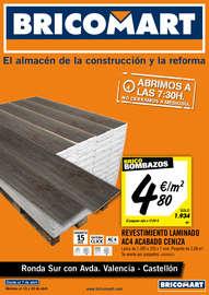 El almacén de la construcción y la reforma - Castellón de la Plana