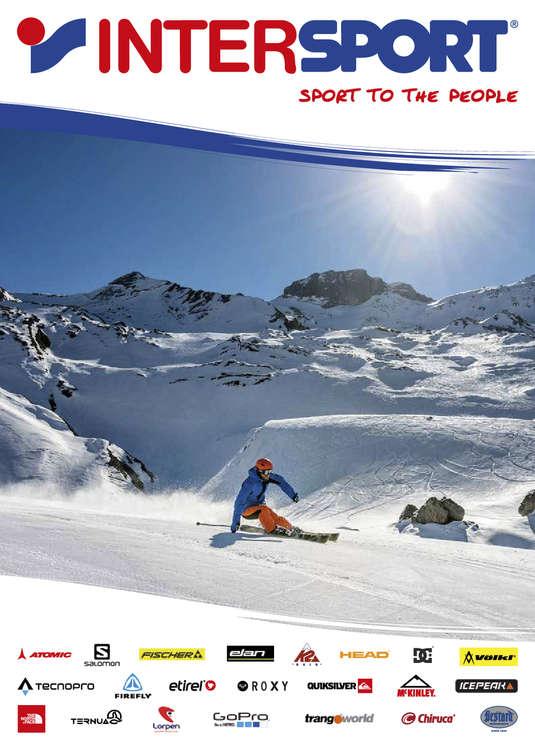 Ofertas de Intersport, Esquí & Snow 2015