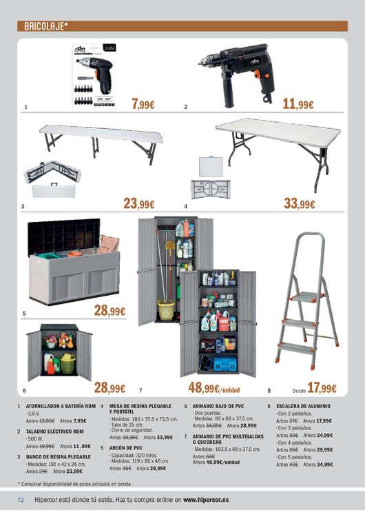 Ofertas armarios escoberos comprar armarios escoberos barato - Armario escobero alcampo ...