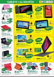Llévate un 2 x 1 ¡Tablet + portátil!