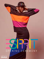 Ofertas de Esprit, Esprit. Opening Ceremony