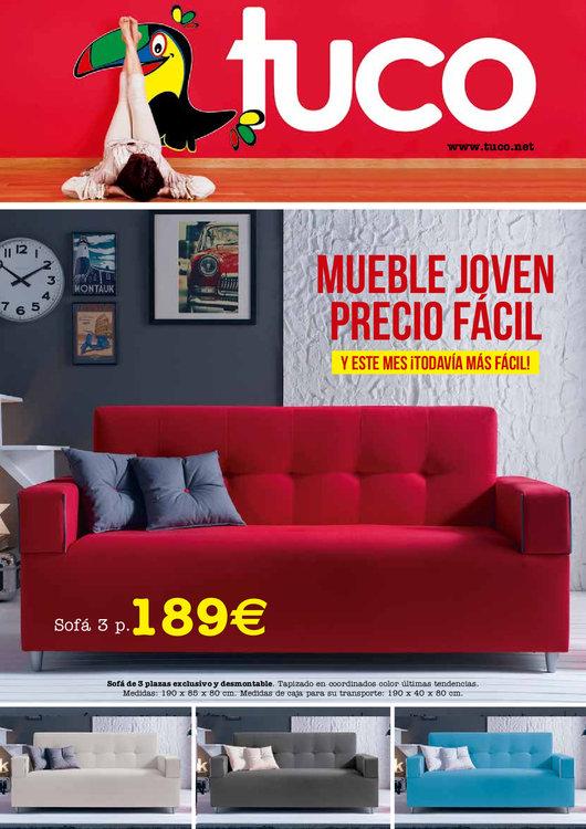 Ofertas de Tuco, Mueble joven, precio fácil