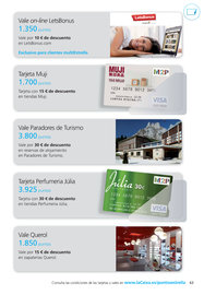 Puntos La Caixa 2014