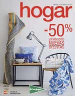 Ofertas de El Corte Inglés, Hogar -50%