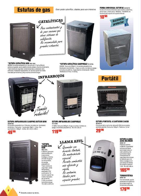 Ofertas de Cifec, Especial Calefacción
