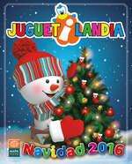 Ofertas de Juguetilandia, Navidad 2016