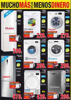 Ofertas de Kyoto Electrodomésticos, Mucho más por menos dinero