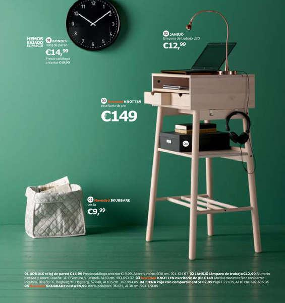 Comprar relojes de pared barato en barcelona ofertia for Ikea gran via telefono