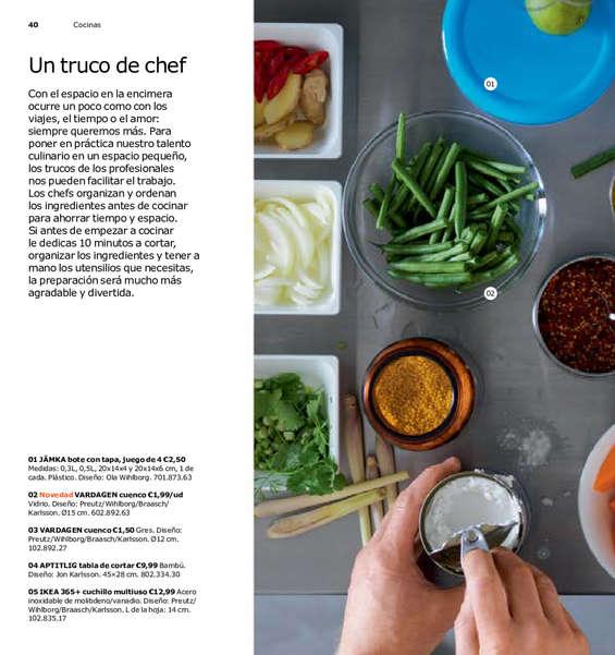 Comprar utensilios cocina barato en barcelona ofertia for Utensilios cocina barcelona