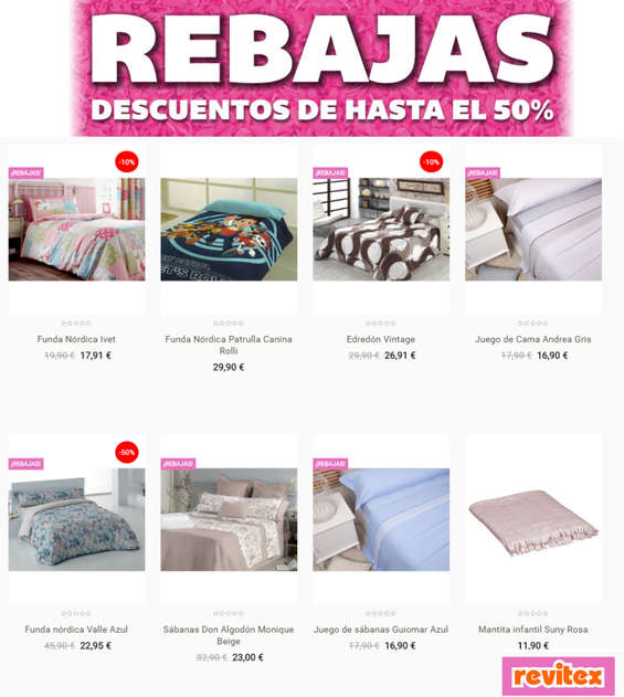 Revitex ofertas cat logo y folletos ofertia - Ikea catalogo rebajas ...