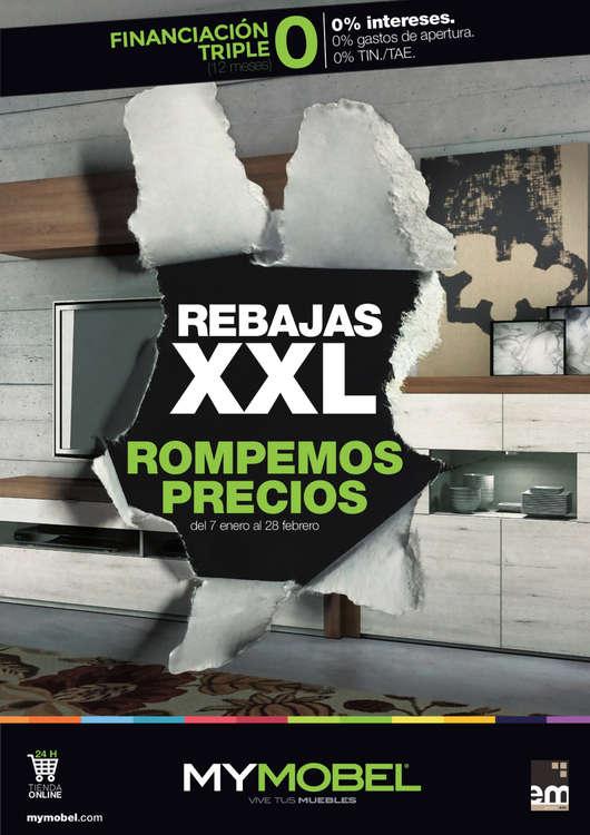 Ofertas de Mymobel, Rebajas XXL - Madrid