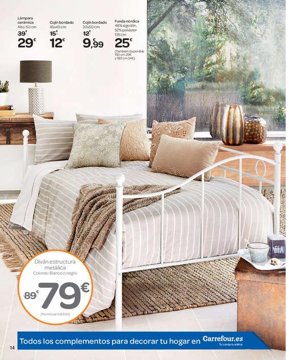 Comprar divan barato en legan s ofertia for Barrera cama carrefour