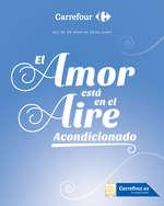 Ofertas de Carrefour, El amor está en el aire acondicionado