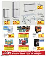 Ofertas de Carrefour, 3x2 en més de 5000 artícles