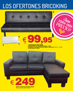 Ofertas de Bricoking, Especial Muebles