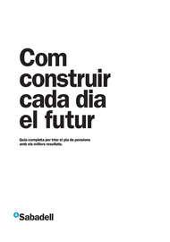 Com construir cada dia el futur