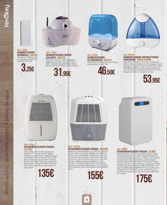 Comprar humidificador barato en torrej n de ardoz ofertia for Ferrokey jardin 2016