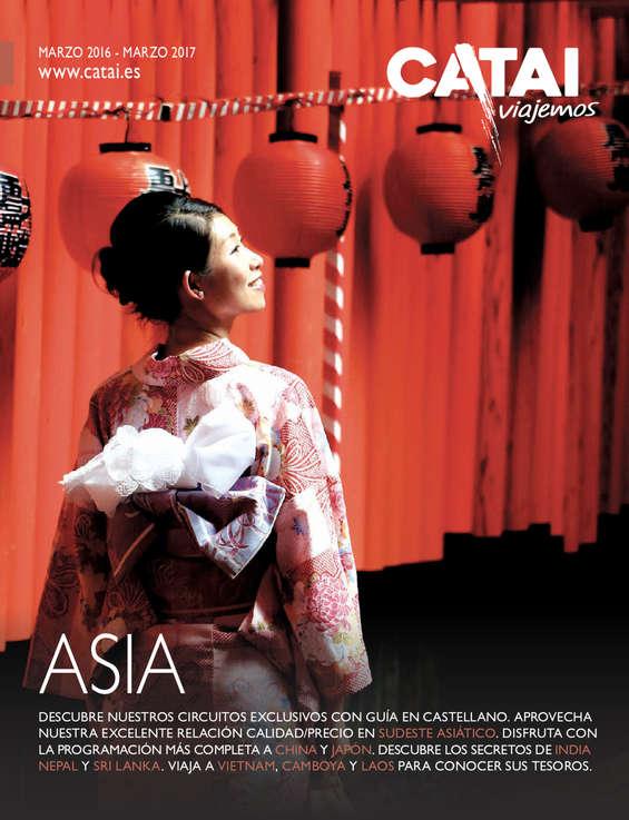 Ofertas de Catai, Asia 2016