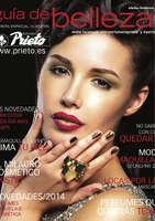 Ofertas de Perfumería Prieto, Revista