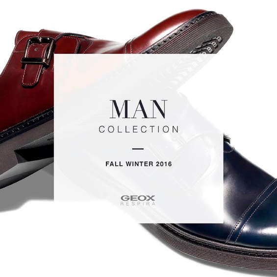Ofertas de Geox, Man Collection