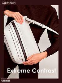 Extreme Contrast - Calvin Klein