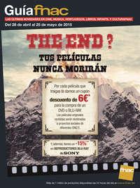 The end? Tus películas nunca morirán