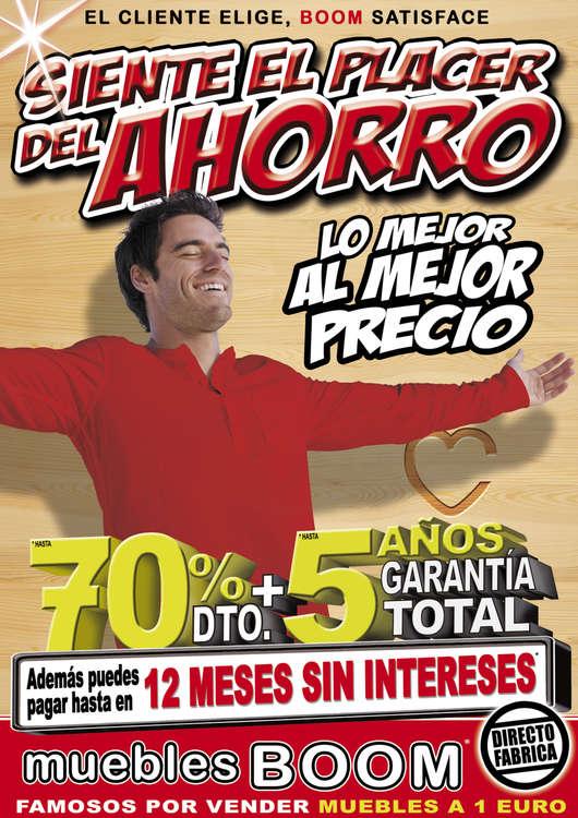 Muebles Boom Alcorcón - Ofertas, catálogo y folletos - Ofertia