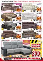 Ofertas de Muebles Boom, Siente el placer del ahorro
