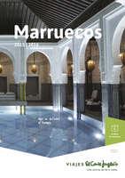 Ofertas de Viajes El Corte Inglés, Marruecos 2015-16